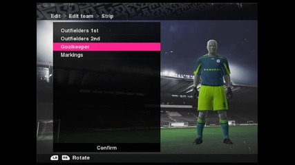 Pes10 - Chelsea Fc Kits (by me)