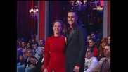 Dancing Stars - Нана и Мирослав танго (22.04.2014г.)
