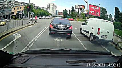 """""""Моята новина"""": Преминаване на червен светофар"""