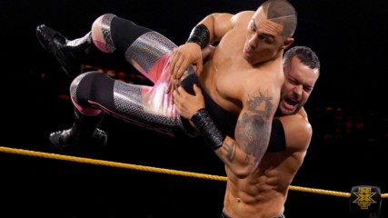 Joaquin Wilde vs. Finn Bálor: WWE NXT, Jan. 22, 2020