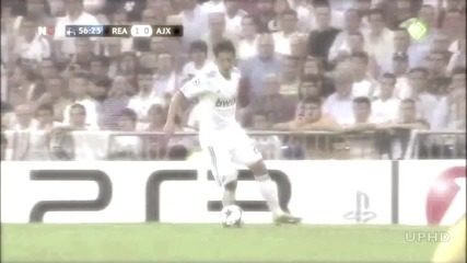Mesut Ozil 2010 - 2011 Real Madrid