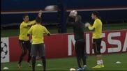 Апоел мечтае за победа като гост в Шампионската лига