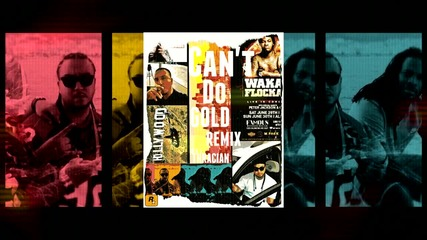 Waka Flocka Flame Feat. Thracian - Can't Do Gold [Official Audio] (Thracian Official Remix 2015)