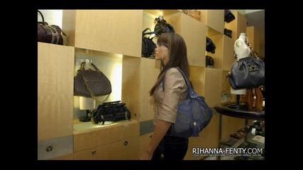 Rihanna Пазарува