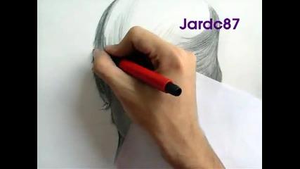 Drawing Justin Bieber By Jardc87