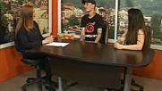 Савов и Стелияна Христова за Национално Турне 2018 в ТВ Евроком Царевец