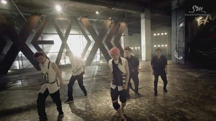 Exo - Growl - Music Video - 2nd Version