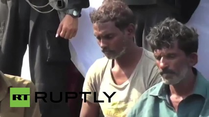 India: 227kg of heroin seized aboard Pakistani boat in Arabian Sea