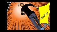 *full color [бг] Bleach Manga 453-454 *hq+sfx