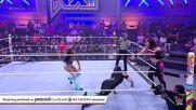Valentina Feroz & Amari Miller vs. Katrina Cortez & Yulisa Leon: WWE 205 Live, Oct 22, 2021