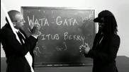 Pitbull Feat. Lil Jon, Sensato, Black Point & El Cata - Watagatapitusberry