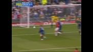 На този ден преди 12 години Кристиано Роналдо отбеляза първия си гол за Манчестър Юнайтед