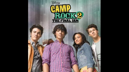 Camp Rock 2 - The Final Jam: Matthew Mdot Finley and Meaghan Martin - Tear It Down