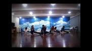 [бг превод] Snsd/ Girls Generation- The Boys Dance Practice