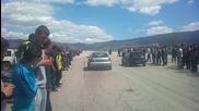 Audi A3 1.8 T + moods vs. Pejo 106 Rally + Nitro