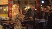 Bojana - Impuls Bend - Srce cu ti dati (LIVE) - (Vece Juznovetrovaca)