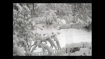 Дойди со снегови бели