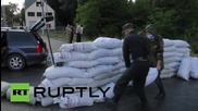 Ukraine: Right Sector set up checkpoints outside Kiev