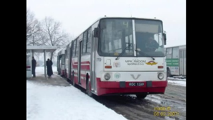 Ikarus buses in the world 75