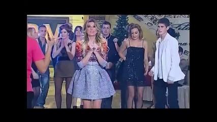 Viki Miljkovic - Godine - Novogodisnja zurka - (TvDmSat 2014)