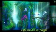 Живот, скрит в джунглата! ... (painting)