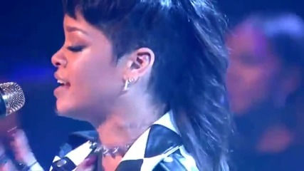 Rihanna - What now - Live @ Alan Carr Show - 27.09.13 ( High Quality )
