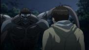 Parasyte & Kiseijuu Sei no Kakuritsu Episode 23 Eng Subs [576p]