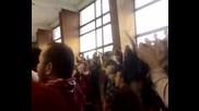 ЦСКА - Лукойл Нефтохимик - Кръвта! *18.04.08*