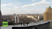 Ukraine: Two journalists killed near Donetsk airport - reports