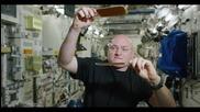 Пинг понг в космоса
