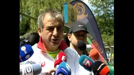 Мениджърът Лъчо Танев: ЦСКА ще оцелее