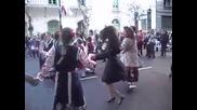 Буенос Айрес празнува България - Хоро