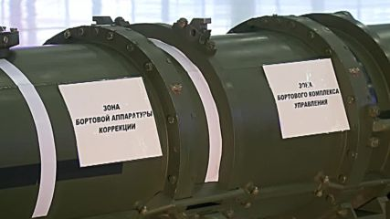 Russia: MoD shows 'INF Treaty violating' 9M729 missile to foreign delegations