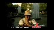 Фитнес Мания:документални монолози от Ню Йорк