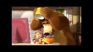 Маша и Медведь серия 40