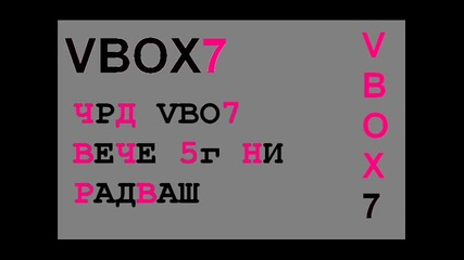 Чрд Vbox7-linkin Park-in The End