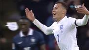 Англия - Франция 2:0 /репортаж/