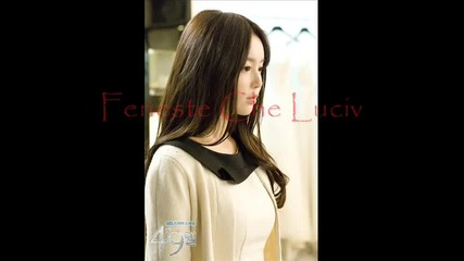 Oh Hyun Ran - Feneste Che Luciv (49 days/pure love) (with lyrics and translation) (с бг превод)