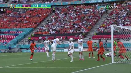 Нидерландия - Чехия 0:2 /репортаж/