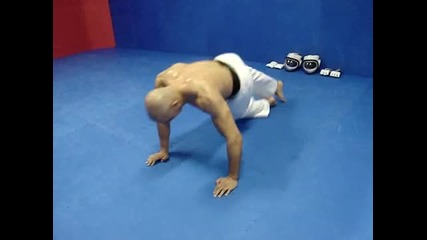 Супер тренировка-kudo treining