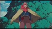 Princess Mononoke amv