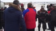 Russia: Puchkov arrives in Vorkuta as EMERCOM intensifies search for trapped miners