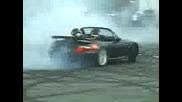 Дрифтинг С BMW Z3
