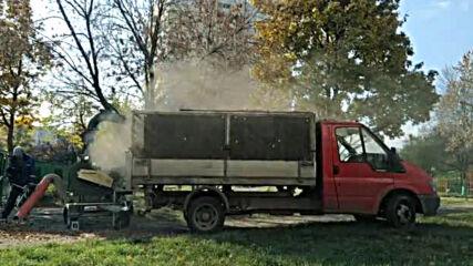 """""""Моята новина"""": Есенно почистване на шумата в София"""