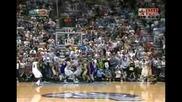 Победен кош на Deron Williams (jazz - Lakers)