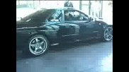 Nissan Skyline R34 - Въртене На Пета !