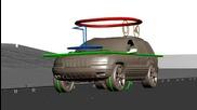 Ford Shelby Kitt vs. Chevrolet Camaro Concept vs.lada 2107