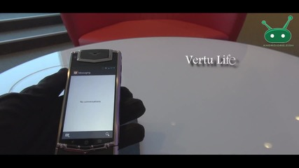 Vertu Ti hands-on