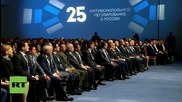 Russia: Putin talks of competitive internal markets at FAS event