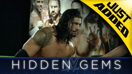 Corey Graves battles Roman Reigns in FCW in rare WWE Hidden Gem (WWE Network Exclusive)
